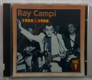 CD Ray Campi - 1954 - 1968 Volume 1