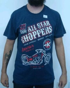 Camiseta Motociclismo - All Star Choppers