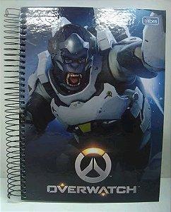 Caderno Escolar - Overwatch #3