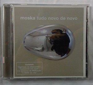 CD Paulinho Moska - Tudo novo de novo