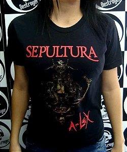 Baby look - Sepultura - A-lex