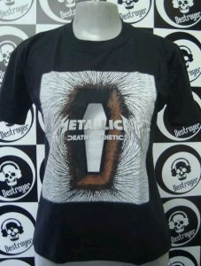 Baby look - Metallica - Death Magnetic
