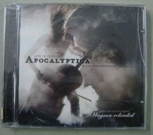 CD Apocalyptica - Live In Leipzig