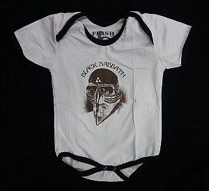 Body para bebês - Black Sabbath - Never say die Br