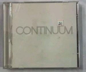 CD John Mayer - Continuum