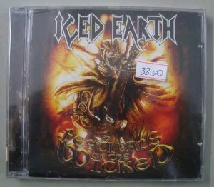 CD Iced Earth - Festivals of the Wicked