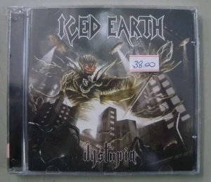 CD Iced Earth - Dystopia