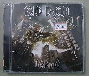 CD Iced Earth - Dystopia
