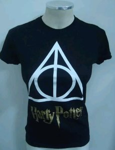 Baby look - Harry Potter - Relíquias da Morte