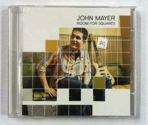 CD John Mayer - Room for Squares