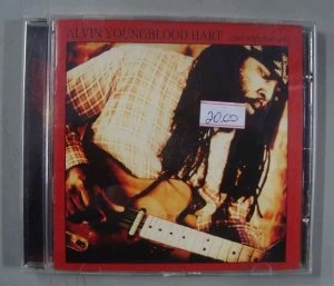 CD Alvin Youngblood Hart - Start With the Soul
