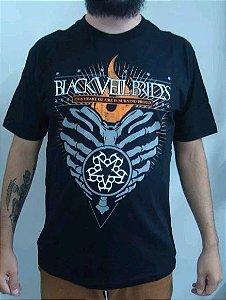 Camiseta Black Veil Brides - This heart of Fire...is burning proud