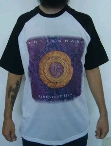 Camiseta Whitesnake - greatest Hits