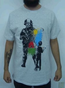 Camiseta Tropa de Choque Colours