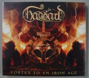 CD Hagbard - Vortex to An Iron Age