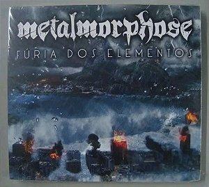 CD Metalmorphose - Fúria dos Elementos