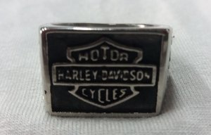 Anel - Harley Davidson Motorcycles