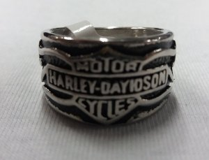 Anel - Harley Davidson