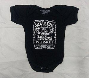 Body para bebês - Jack Daniels