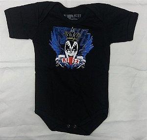 Body para bebês - Kiss