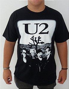 Camiseta - U2 - The Joshua Tree - Tour 2017