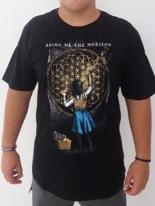 Camiseta Bring me The Horizon - Sempiternal