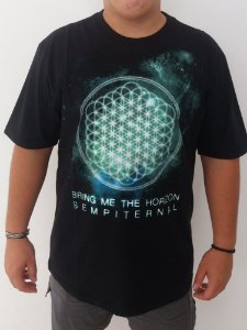 Camiseta Bring me the Horizon - BMTH - Sempiternal