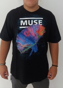 Camiseta Muse - The 2Nd Law