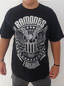 Camiseta Ramones Forever