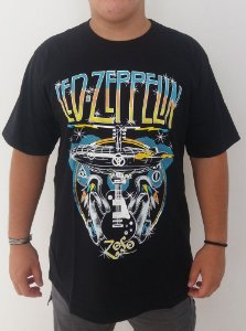 Camiseta Led Zeppelin - Zoso