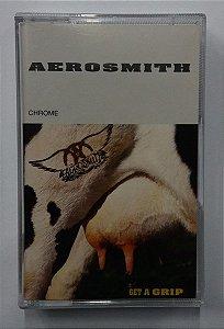 Fita Cassete Aerosmith - Get a grip