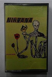 Fita Cassete Nirvana - Incesticide