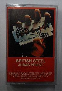 Fita Cassete Judas Priest - British Steel