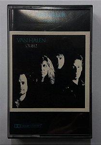 Fita Cassete Van Halen - Ou812