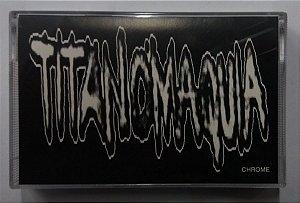 Fita Cassete Titãs - Titanomaquia