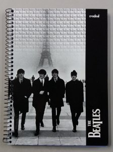 Caderno 1 Matéria - The Beatles