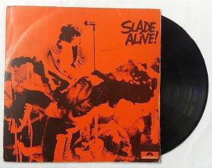Disco de Vinil - Slade - Alive!