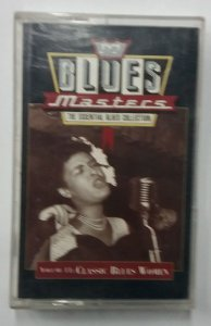 Fita Cassete Blues Masters - The Essential Blues Collection - Classic Blues Women