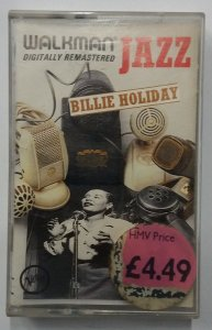 Fita Cassete Jazz - Billie Holiday