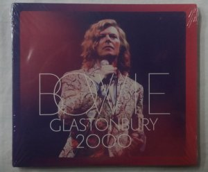 CD David Bowie - Glastonbury 2000