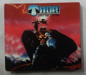 CD Thor - Only the Strong - Duplo Importado