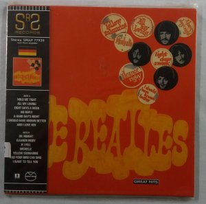 CD The Beatles - Great hits