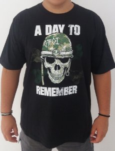 Camiseta A Day to Remember - ADTR