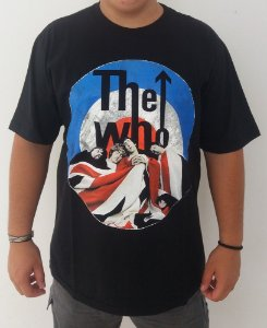 Camiseta The Who - The Kids are Alright
