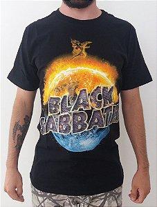 Camiseta Black Sabbath - The End Tour