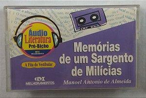 Fita Cassete - Memórias de um sargento de milícias (audiobook)