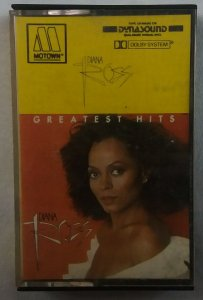 Fita Cassete Diana Ross - Greatest Hits