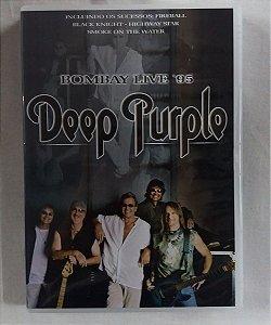 DVD Deep Purple - Bombay Live 1995