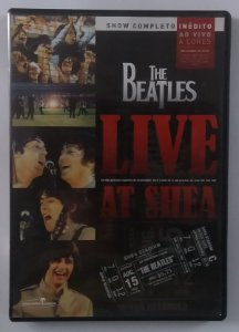 DVD The Beatles - Live at Shea
