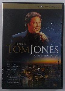 DVD Tom Jones - Duets By Invitation - The best of Tom Jones